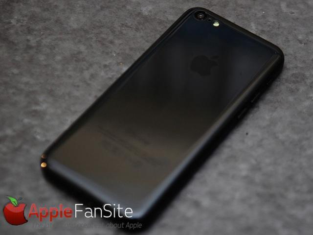 黑色版苹果 iphone 5c