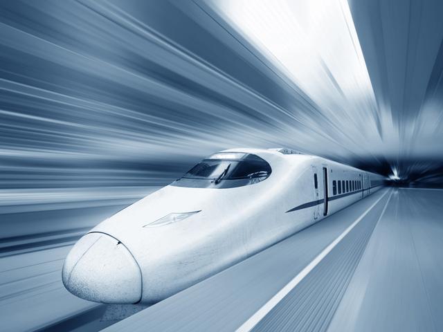 高铁 列车 动车