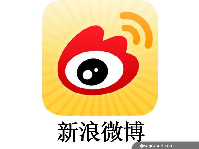 新浪微博-logo