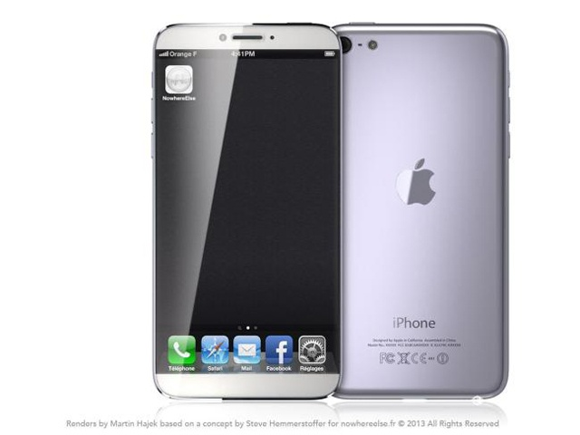 传苹果iphone6与三星galaxy