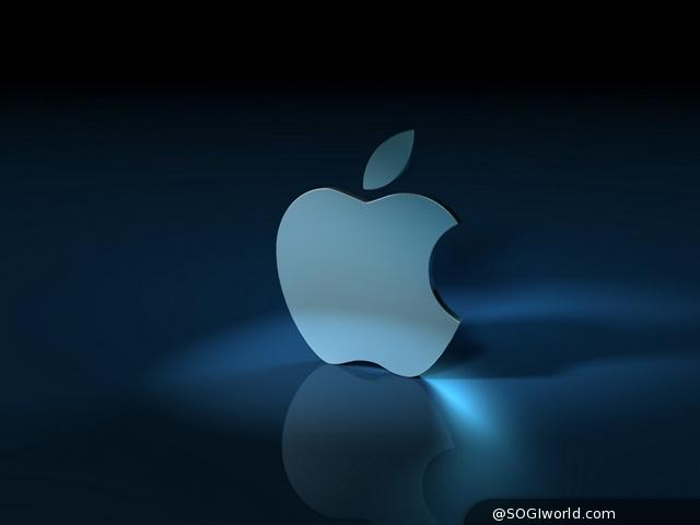 苹果-logo