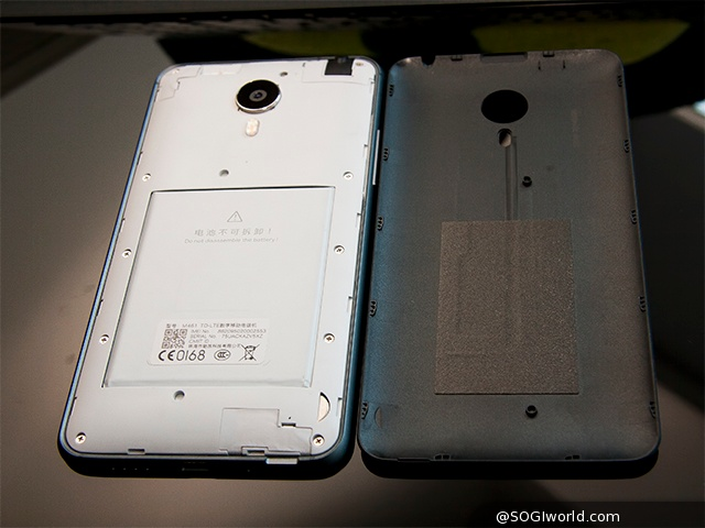 魅族-MX4-智能手机-外观图-真机照-实拍图