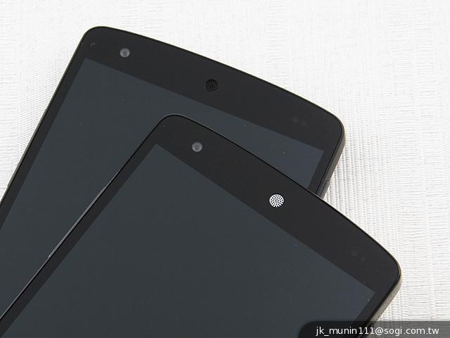 谷歌-Nexus-5-真机照
