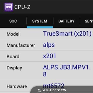 全功能安卓智慧錶 Omate True SmartWatch2.0實測