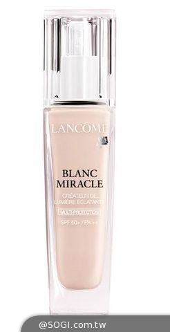 BLANC MIRACLE瞬白奇蹟持久底妝系列 全面提升 底妝三大力