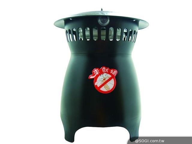 「來就捕超級捕蚊機」保證大量捕蚊,專業級捕蚊利器