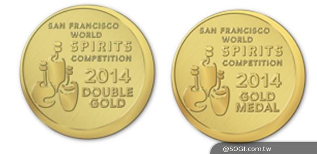 布納哈本12年勇奪 2014年舊金山世界烈酒競賽雙金獎