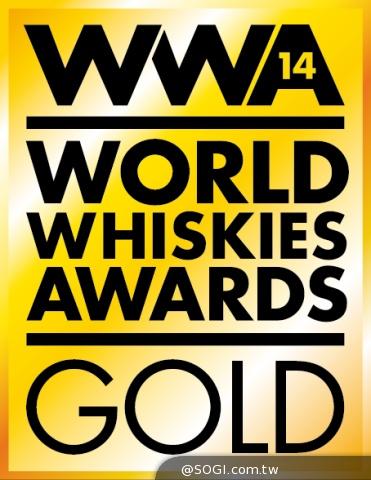 布納哈本榮獲2014年世界威士忌競賽三項「最佳艾雷島威士忌」頭銜