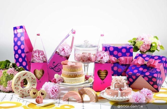 金格食品母親節「心花漾」來場不一樣的媽咪甜點趴