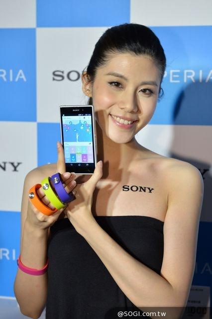 Sony 智慧手環SmartBand SWR10完美紀錄「型」動生活
