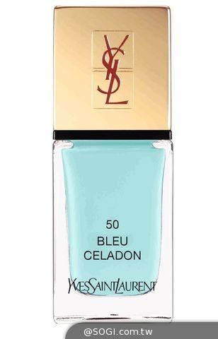 YSL 2014夏季限量彩妝 一場「藍與光」的美麗邂逅