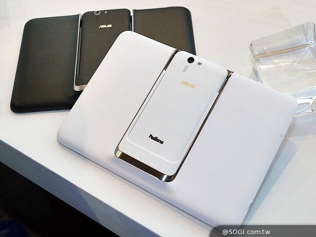 高階新機ASUS PadFone S搶先動手玩 7月上市【Computex 2014】