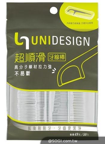 統一企業集團自有品牌「UNIDESIGN」問世 打造「質的,好生活」