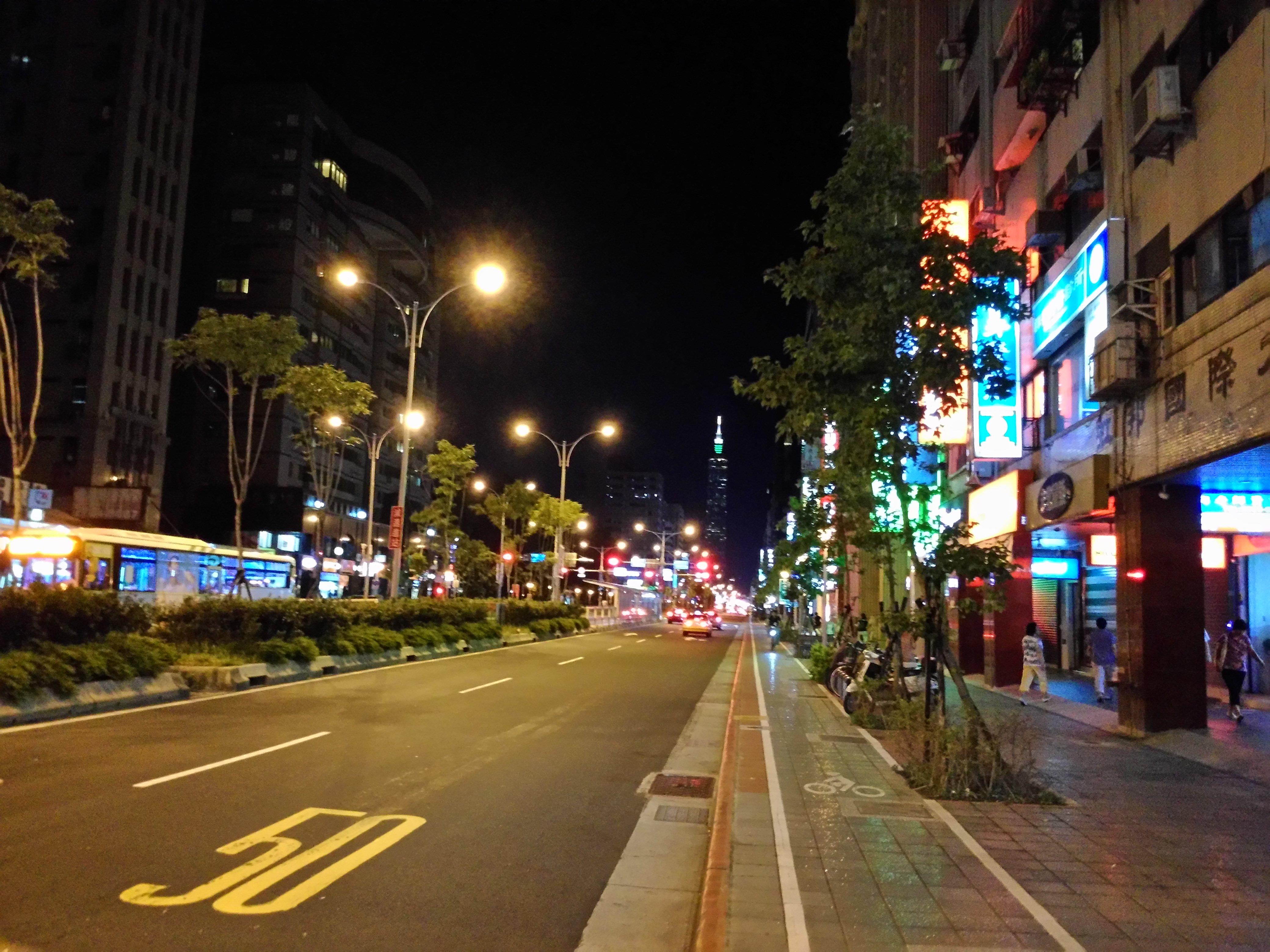 街道夜景图片图片
