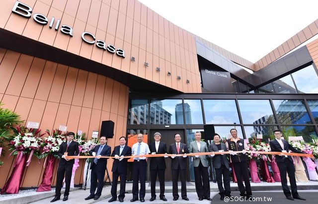「Bella Casa貝拉漂亮磚家」陶板外牆展示中心 台北旗艦總店 隆重開幕