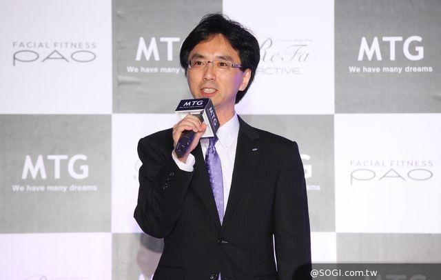 日本美容儀器品牌MTG「臉部鍛鍊棒、體雕滾輪」正式在台上市