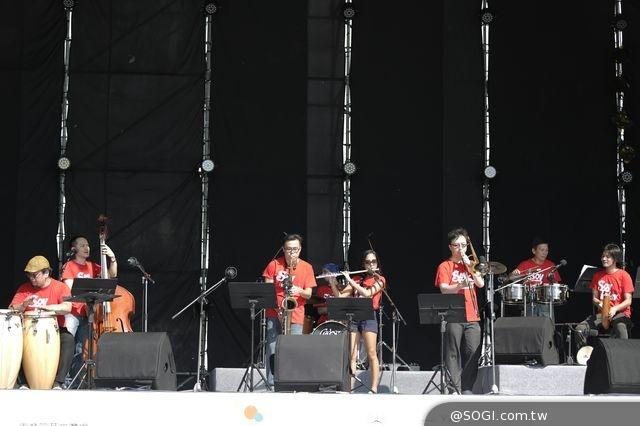 台灣賓士2014「兩廳院夏日爵士派對」以音樂撫慰人心