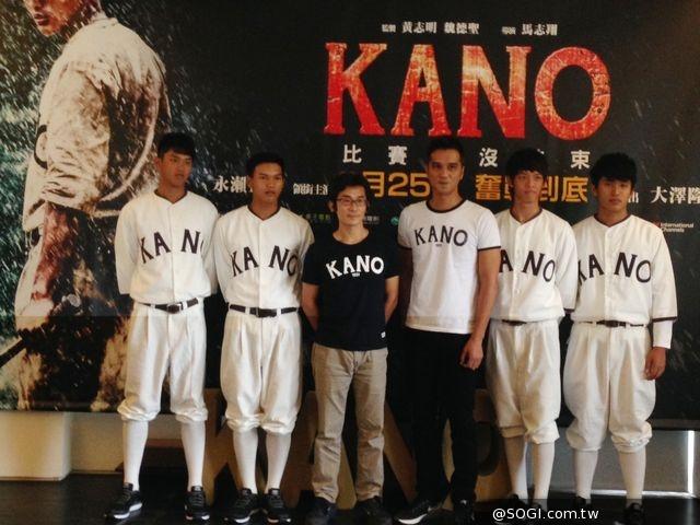 《KANO》9/25安可上映「棒球只是場景,態度才是靈魂!」