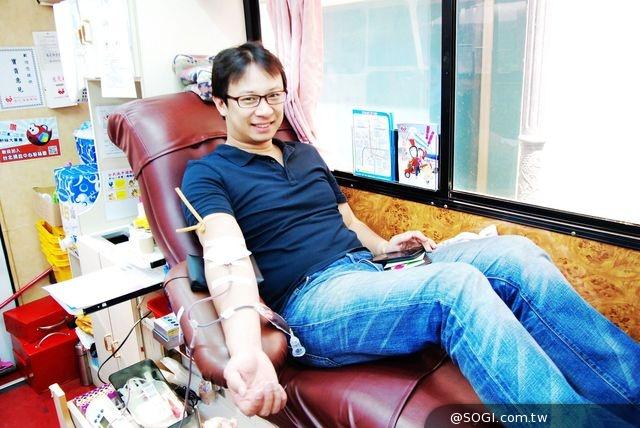 熱血祝福,幸福有餘「2014神腦捐血ㄗㄠˋ愛心」