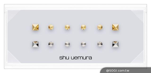 Shu Uemura 植村秀秋冬限量彩妝「brave beauty美麗無畏」