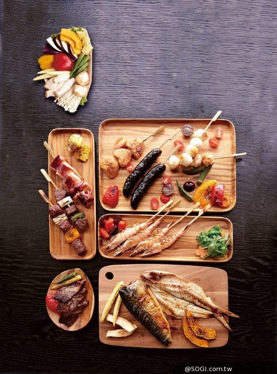 「freshONE鮮活超市」中秋推出海陸饗宴烤肉組合 搶攻頂級饕客