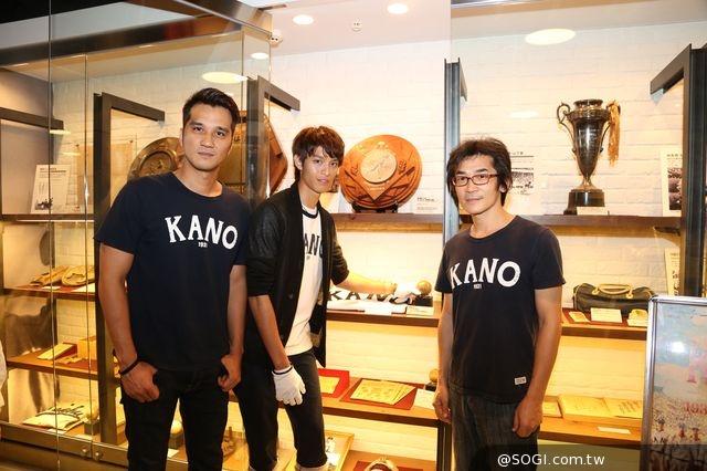 《KANO》小將大阪環球影城初體驗 嘉農榮耀重返甲子園