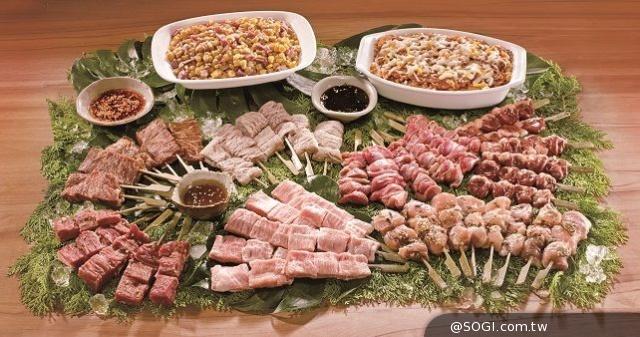 健康烤肉概念 7-ELEVEN「輕食系中秋烤肉專區」