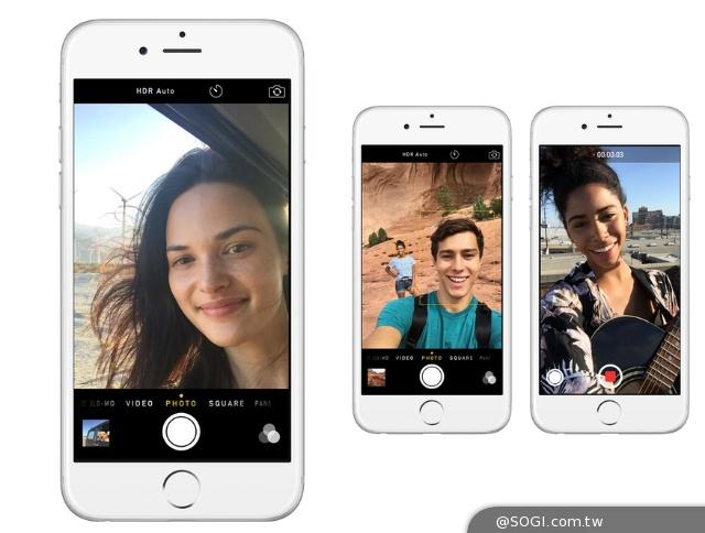 录制最高 240FPS 的 Slo-mo 影片.-6与iPhone 6 Plus发表 单机