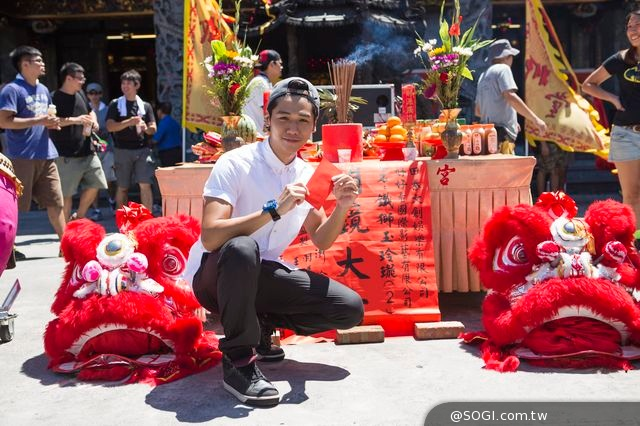 烈陽開機 澎恰恰、許效舜台灣賀歲喜劇《鐵獅玉玲瓏2》將登內地
