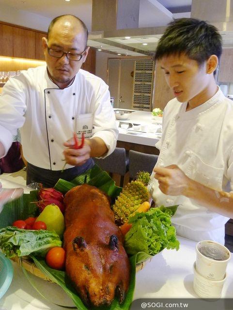freshONE聯手248農學市集東區「辦桌」 體驗產地直送農夫菜