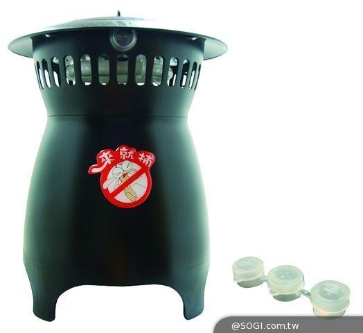 入秋抗蚊大作戰!戶外專業級大量除蚊利器「來就捕超級捕蚊機」