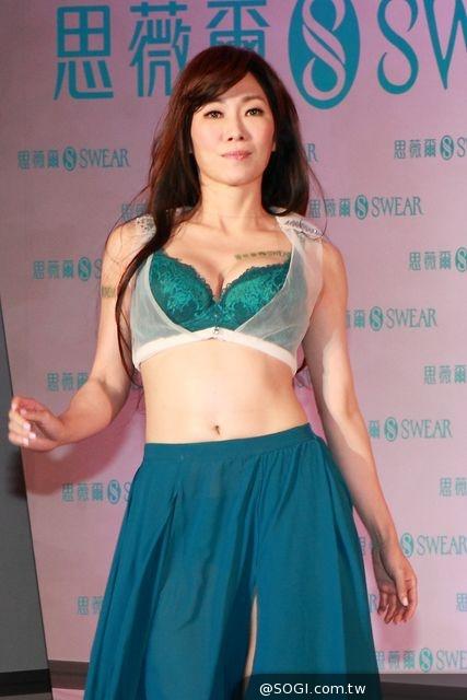 Kimiko的「撩波」為思薇爾注入「不可商量的性感」