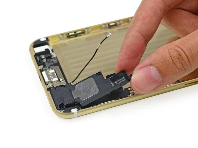 苹果-iphone-6-plus-真机图-拆解