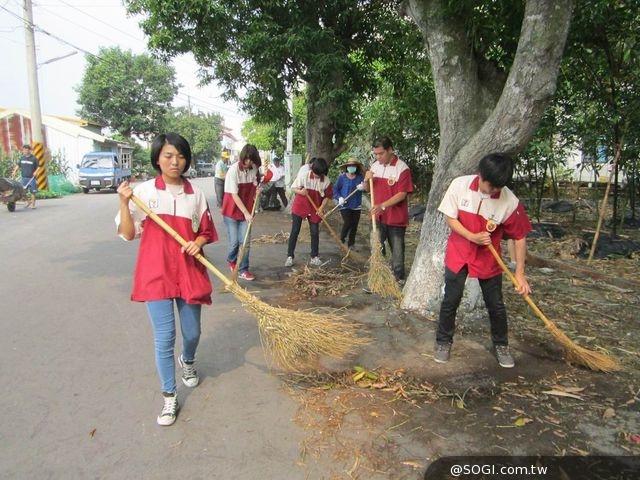 「Clean Up the World 清潔地球 環保台灣」好鄰居基金會串聯齊動員