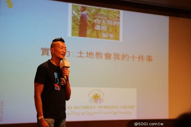 「幸福共享講座」楊力州與褚士瑩 找到小事中的滿滿感動 平凡中的偉大故事