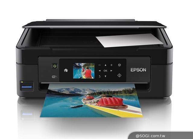 Epson Wi-Fi噴墨複合機新品齊發 布局全方位雲端生活