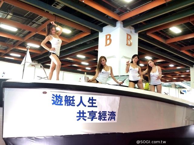 精品遊艇風吹進世界連鎖加盟展 SCULFORT MARINA登台搶市