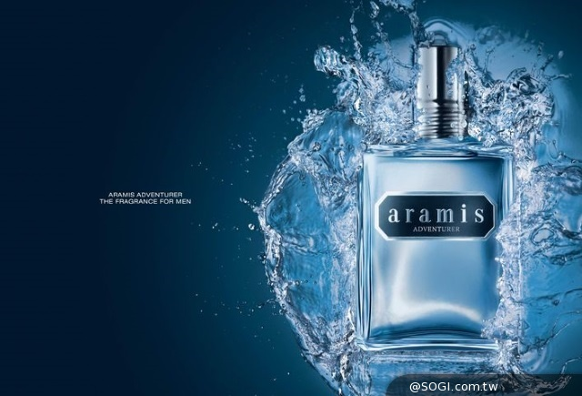 Aramis Adventurer探索者淡香水 男性經典香氛再推新作