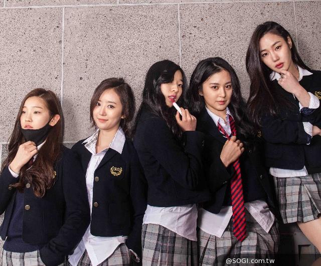 《騷動青春》集結韓國當紅偶像 全州電影節世界首映