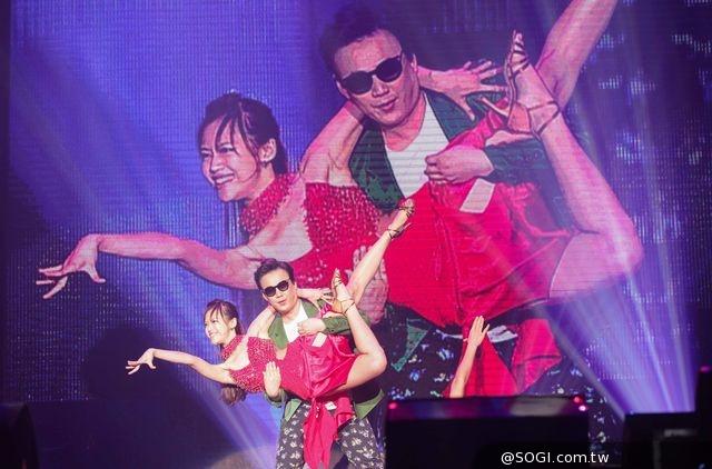 《勇敢逐夢‧舞動未來 – Samsung公益演唱會》為弱勢青少年溫暖獻唱