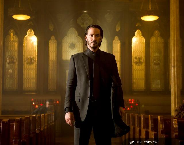 紐約特映 基努李維揪感恩《捍衛任務》當超MAN殺手