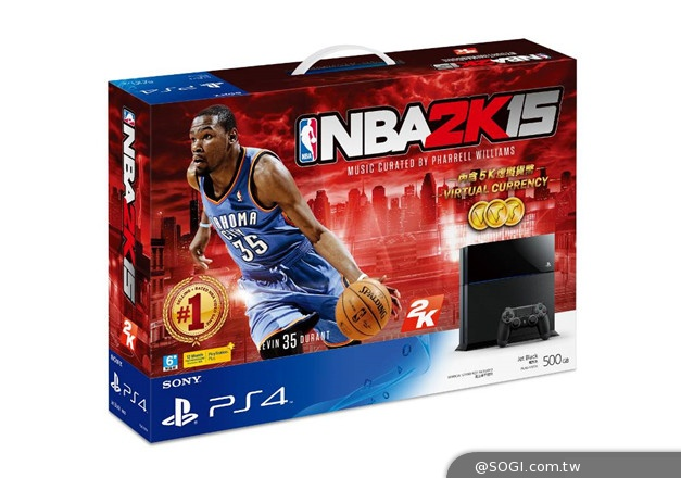 「《NBA 2K15》你的時代來臨」免費試玩活動