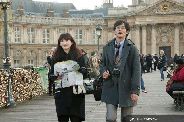 松坂桃李賣手錶 為《萬能鑑定士Q》綾瀨遙奔走巴黎