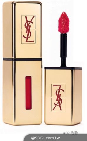 YSL全新限量唇粹魅惑系列 雙唇絕妙的變化讓女人更女人