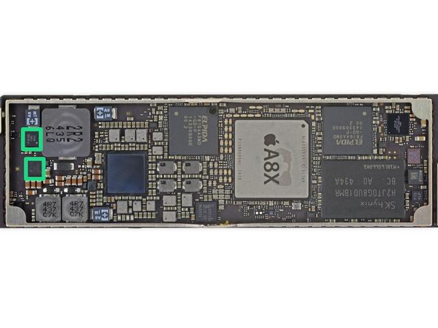 apple-苹果-ipad-air-2-真机图-拆解
