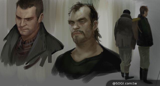 《俠盗獵車手》粉絲創作 超現實動畫、復古美術作品