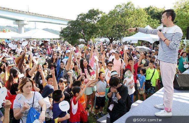 「TOYOTA Family Day 」歡慶十周年 台北場起步走