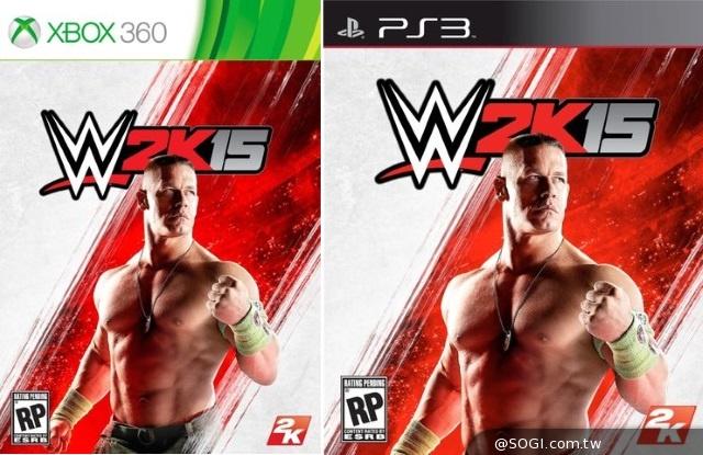 身歷其境的快感《WWE 2K15》現已推出PS3版和Xbox 360版
