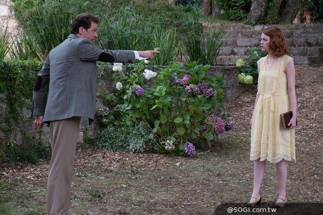 《魔幻月光》艾瑪史東看《BJ單身日記》長大 讚柯林佛斯已收服岳母心