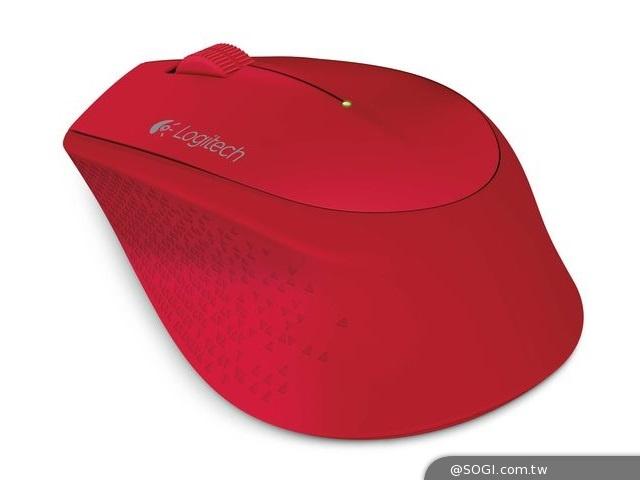 羅技推出無線滑鼠M280、無線滑鼠鍵盤組MK345處處令人驚艷